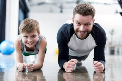 The Minimum Age to Join a Gym